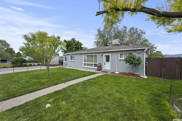 5201 S 4720 W, Salt Lake City, UT 84118 (#1678057) :: Powder Mountain Realty