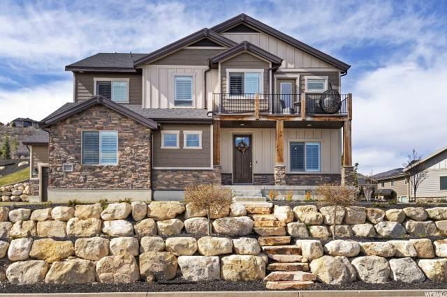 2327 E Mercer Hollow Cv, Draper (Ut Cnty), UT 84020 (#1678058) :: Big Key Real Estate
