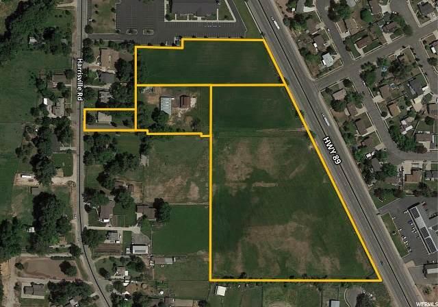 1234 N Harrisville Rd, Harrisville, UT 84404 (#1678067) :: RE/MAX Equity