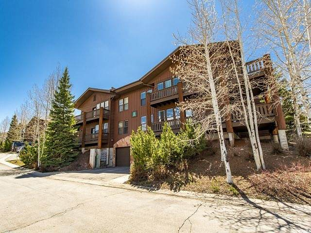 8450 Gambel Dr R4, Park City, UT 84098 (#1678076) :: Utah Best Real Estate Team | Century 21 Everest