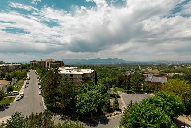875 S Donner Way E #702, Salt Lake City, UT 84108 (#1678084) :: Powder Mountain Realty
