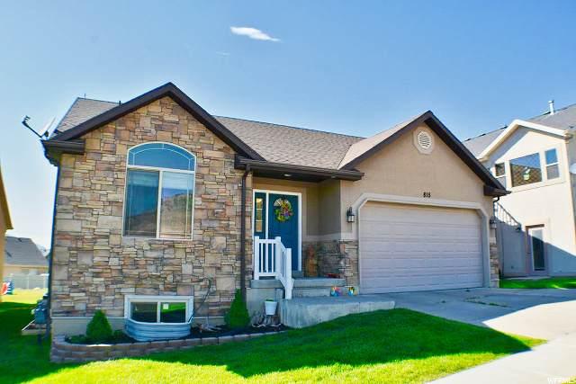 815 E Clover Way, Morgan, UT 84050 (#1678130) :: Utah Best Real Estate Team   Century 21 Everest