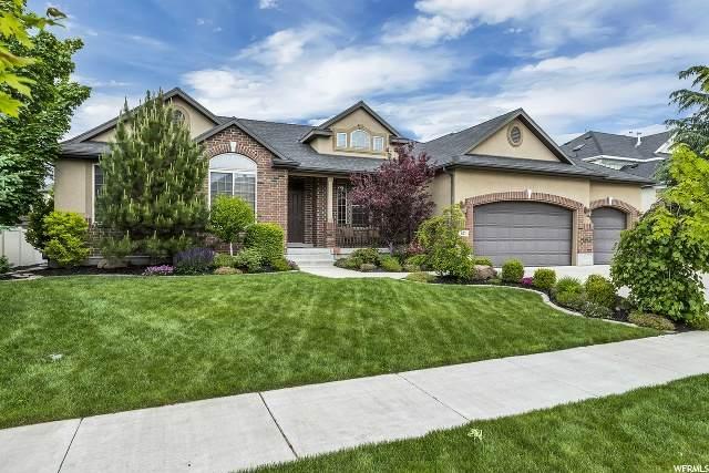 621 E Cougar Ridge Rd, Draper, UT 84020 (#1678143) :: Big Key Real Estate