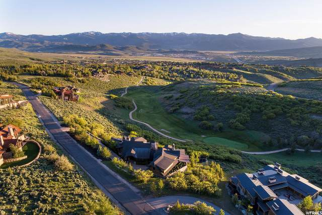 8435 N Ranch Garden Rd, Park City, UT 84098 (#1678152) :: Utah Best Real Estate Team | Century 21 Everest