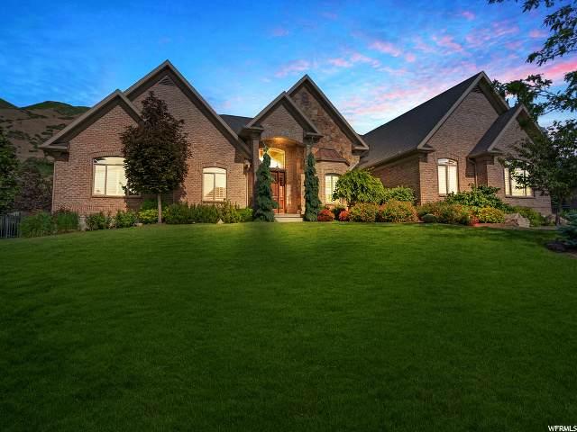 13407 S Tuscalee Way E, Draper, UT 84020 (#1678166) :: Big Key Real Estate