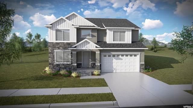 2437 E Springtime Rd #519, Draper (Ut Cnty), UT 84020 (#1678176) :: Big Key Real Estate