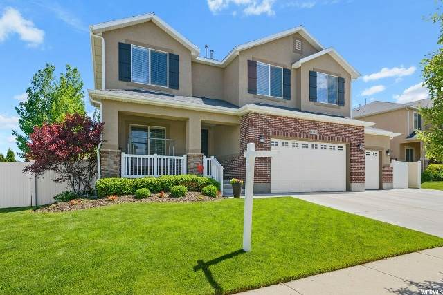 13563 S Buckeye View Way W, Riverton, UT 84096 (#1678196) :: Exit Realty Success