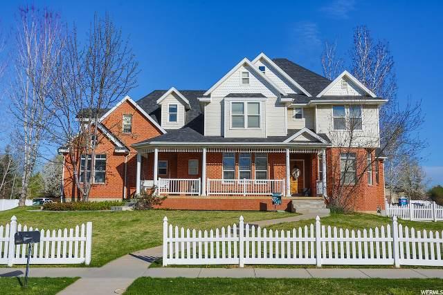 810 W Chester N, Kaysville, UT 84037 (#1678201) :: Utah Best Real Estate Team | Century 21 Everest