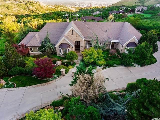 380 E Oak Forest Rd, Salt Lake City, UT 84103 (#1678229) :: Big Key Real Estate