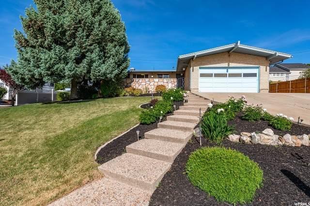 3233 S 75 E, Bountiful, UT 84010 (#1678238) :: Utah Best Real Estate Team | Century 21 Everest
