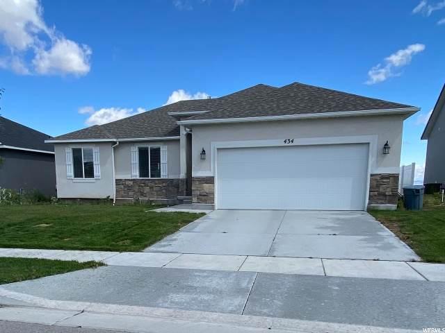 434 Diamant Ln, Tooele, UT 84074 (#1678239) :: Big Key Real Estate