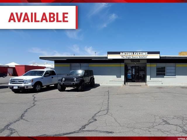 1506 S 1700 W, Salt Lake City, UT 84104 (#1678241) :: Big Key Real Estate