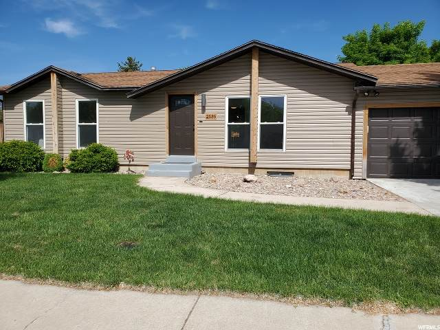 2536 N 370 E, North Logan, UT 84341 (#1678242) :: Colemere Realty Associates