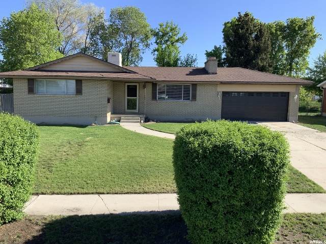 3903 W Rawhide Dr S, West Valley City, UT 84120 (#1678244) :: Big Key Real Estate