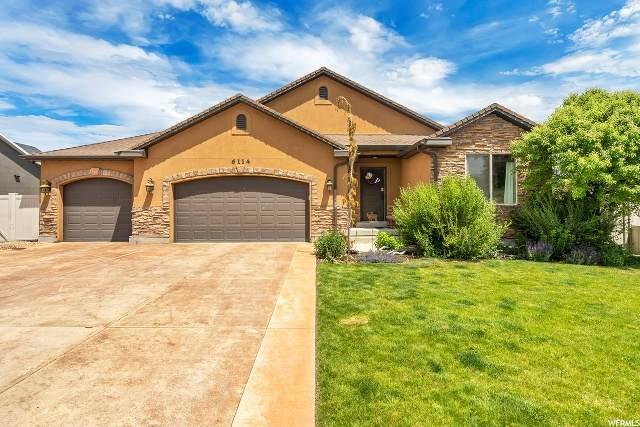 6114 W Altamira Dr S, Salt Lake City, UT 84118 (#1678247) :: Big Key Real Estate