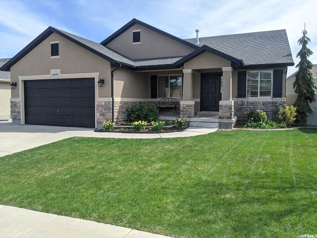 4609 W Pistol Ln, Herriman, UT 84096 (#1678259) :: Utah Best Real Estate Team | Century 21 Everest