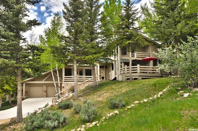 3050 Thistle St, Park City, UT 84060 (#1678273) :: Bustos Real Estate | Keller Williams Utah Realtors