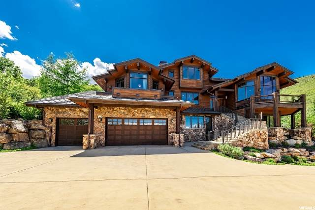 2681 W Deer Hollow Rd, Park City, UT 84060 (#1678302) :: Colemere Realty Associates