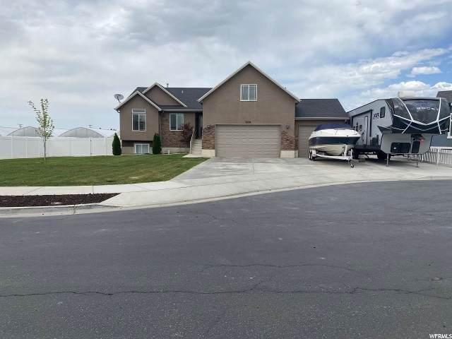 3534 W 1600 N, West Point, UT 84015 (#1678307) :: RE/MAX Equity