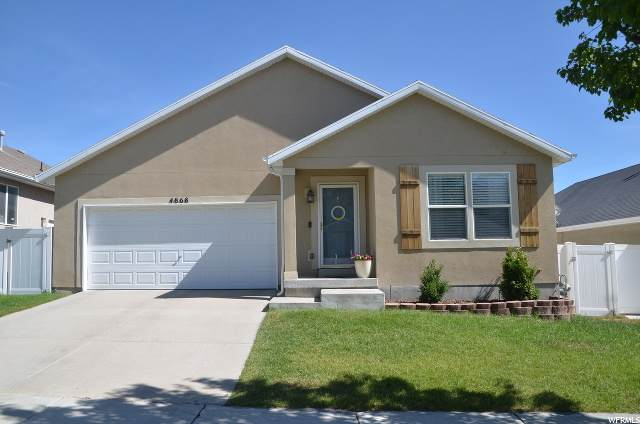4868 W Red Mountain Cir S, Riverton, UT 84096 (#1678334) :: Exit Realty Success