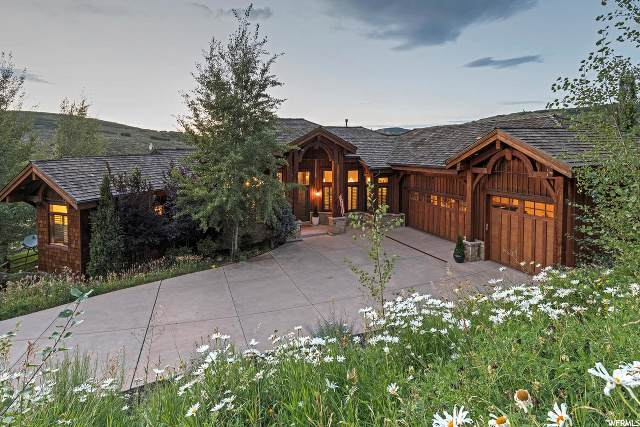 2788 Silver Cloud Dr, Park City, UT 84060 (#1678356) :: Colemere Realty Associates