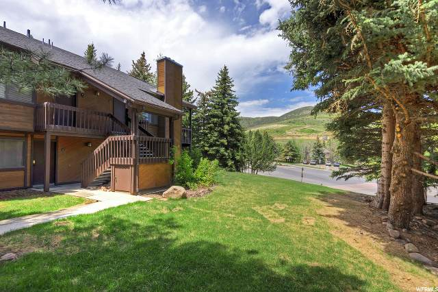 2025 Canyons Resort Dr Y6, Park City, UT 84098 (MLS #1678359) :: High Country Properties