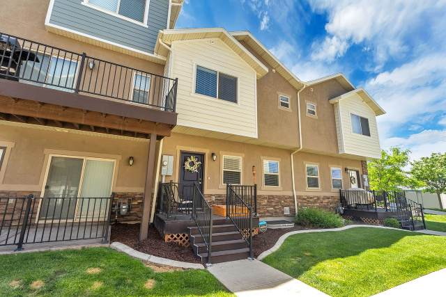 3869 S 1630 W, West Valley City, UT 84119 (#1678362) :: Exit Realty Success