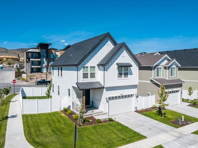 14888 S Beckenbauer Ave, Herriman, UT 84096 (#1678367) :: The Fields Team