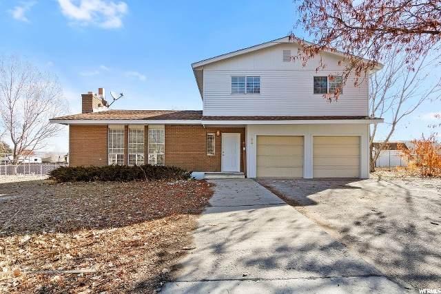 793 S 2100 W, Vernal, UT 84078 (#1678387) :: Big Key Real Estate
