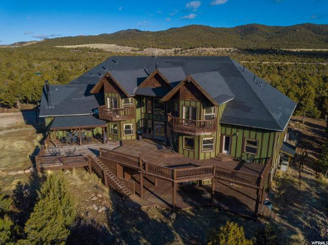 3655 S 14000 W, Cedar City, UT 84721 (#1678411) :: The Perry Group