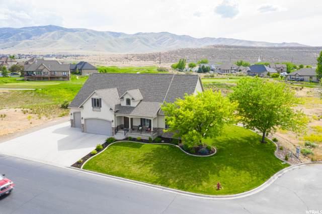 1596 S Centennial Blvd, Saratoga Springs, UT 84045 (#1678419) :: Gurr Real Estate
