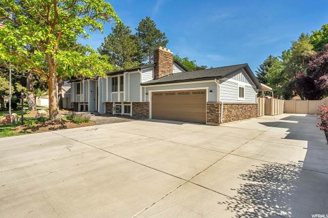 1820 E Spring Lane Ln, Holladay, UT 84117 (#1678453) :: Exit Realty Success