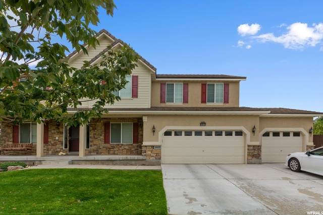 4685 N Pheasant Ridge Trl, Lehi, UT 84043 (#1678459) :: RE/MAX Equity