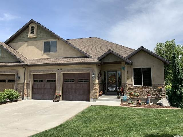 2653 W Club Ln S, West Jordan, UT 84088 (#1678462) :: The Fields Team