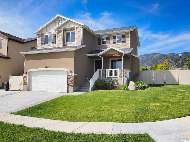 3267 S Cedar Grove Lane W, Saratoga Springs, UT 84045 (#1678463) :: RE/MAX Equity