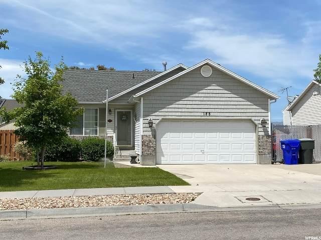 188 W 700 N, Tooele, UT 84074 (#1678468) :: Big Key Real Estate