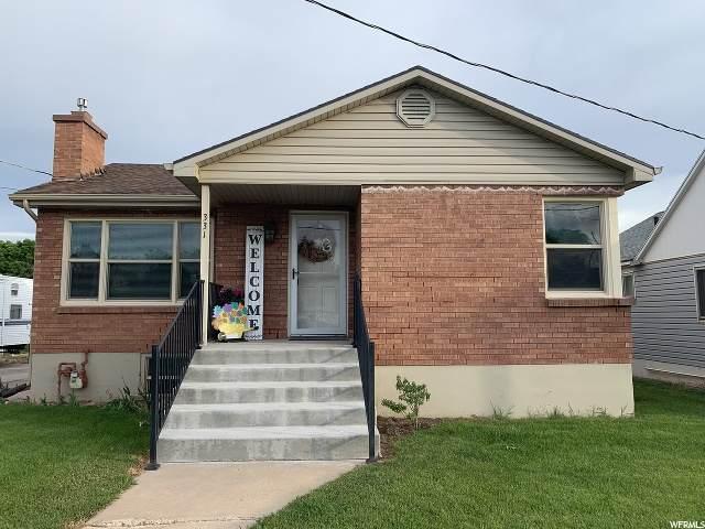 331 W 300 N, Richfield, UT 84701 (#1678488) :: Big Key Real Estate