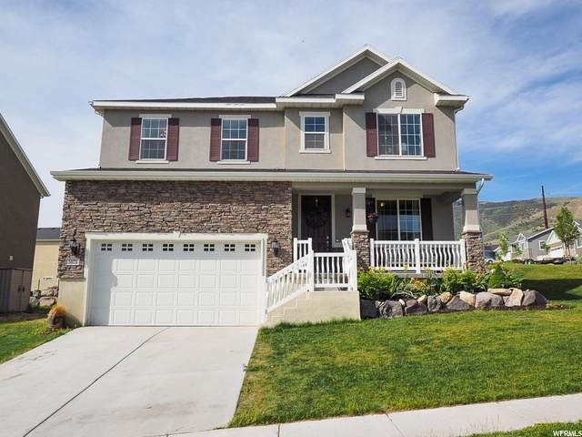 3073 S Tytus Ln, Saratoga Springs, UT 84045 (#1678494) :: Big Key Real Estate