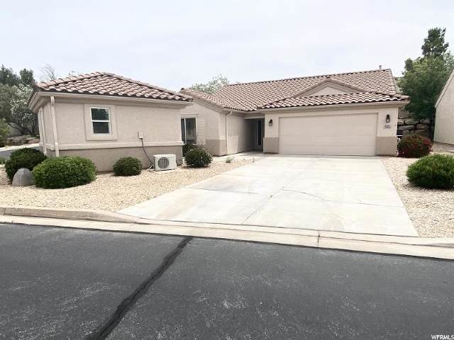 4505 S Secret Springs Dr, St. George, UT 84790 (#1678535) :: Red Sign Team