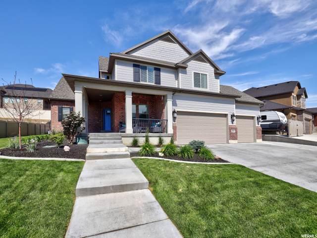2747 S Spring Meadow Dr, Saratoga Springs, UT 84045 (#1678536) :: Big Key Real Estate