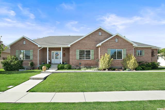 1943 W 13330 S, Riverton, UT 84065 (#1678565) :: Exit Realty Success