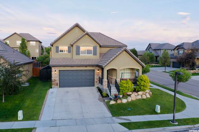 4696 N Sunset Way W, Lehi, UT 84043 (#1678595) :: Exit Realty Success