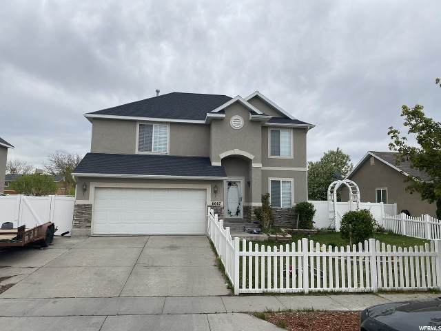 6667 W Bridle Farms Rd, West Valley City, UT 84128 (#1678613) :: Colemere Realty Associates