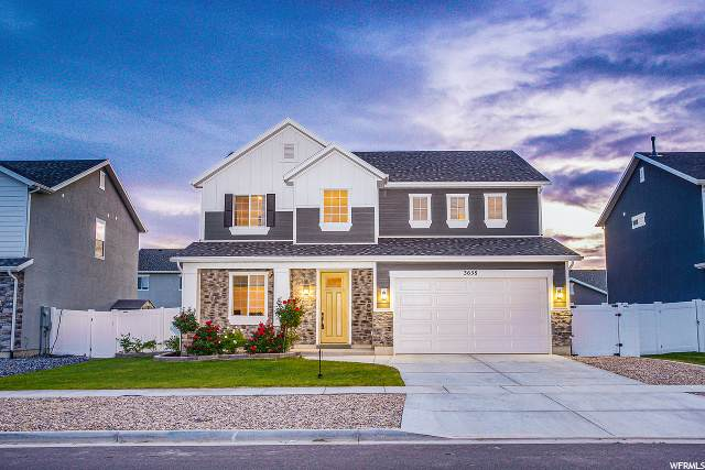 3658 S Finch St W, Syracuse, UT 84075 (#1678615) :: RE/MAX Equity