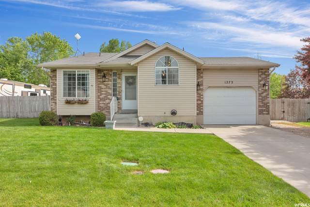 1273 W 1835 N, Lehi, UT 84043 (#1678656) :: Exit Realty Success