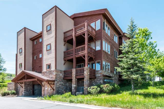 6641 N 2200 W D107, Park City, UT 84098 (MLS #1678677) :: High Country Properties