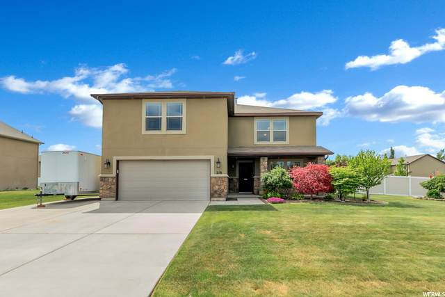 218 S Willow Reed, Lehi, UT 84043 (#1678690) :: Big Key Real Estate