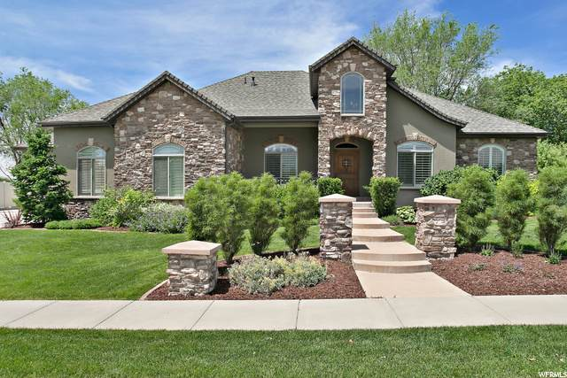 1161 N 1540 E, Lehi, UT 84043 (#1678715) :: Big Key Real Estate