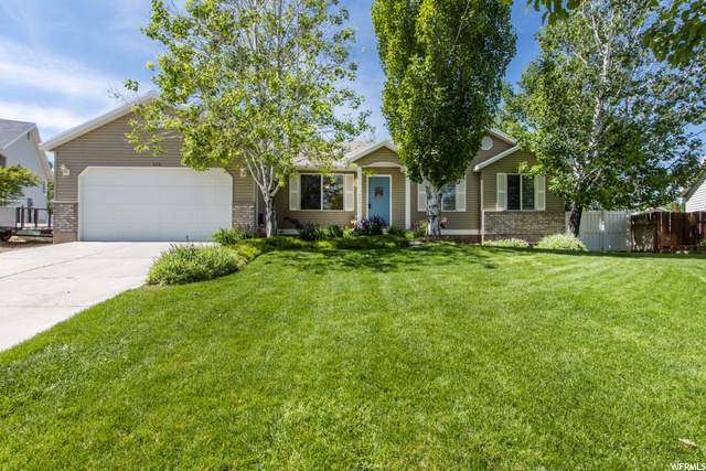 434 E Brittany Way, Tooele, UT 84074 (#1678719) :: Big Key Real Estate
