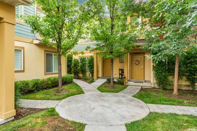 994 W Willow Wind Dr #7, Farmington, UT 84025 (#1678720) :: Gurr Real Estate